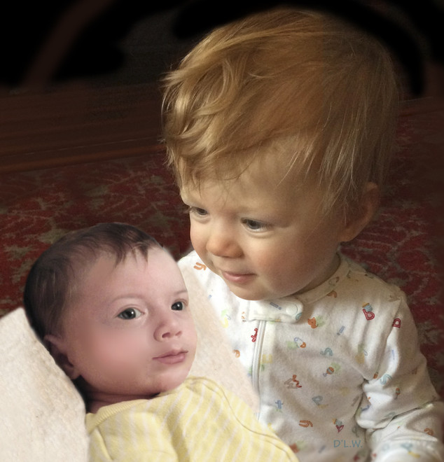 Prince Harry, Meghan Markle, Kids Composite, Future Royal Baby