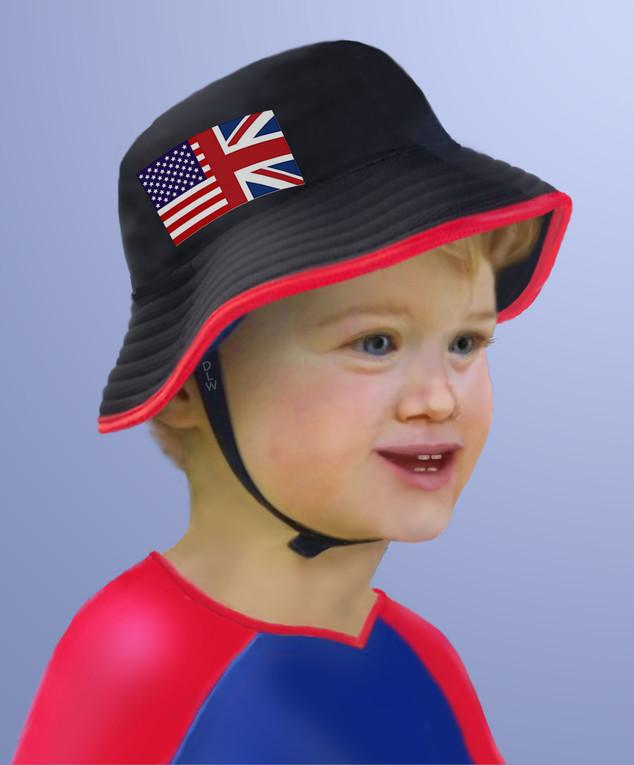 Prince Harry, Meghan Markle, Kids Composite, Future Royal Baby Boy
