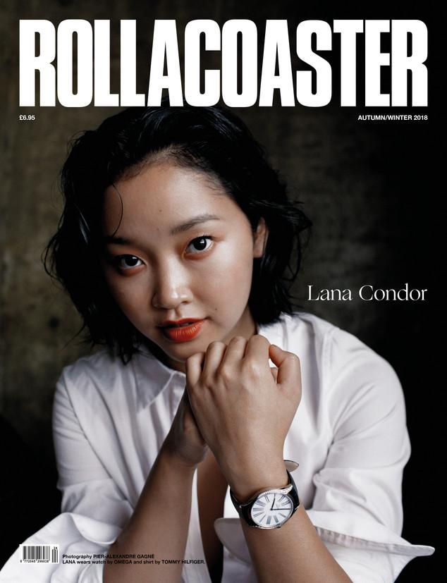 Lana Condor, Rollacoaster Magazine