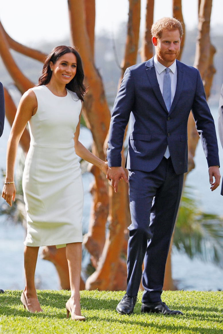 Prince Harry, Meghan Markle, Sydney