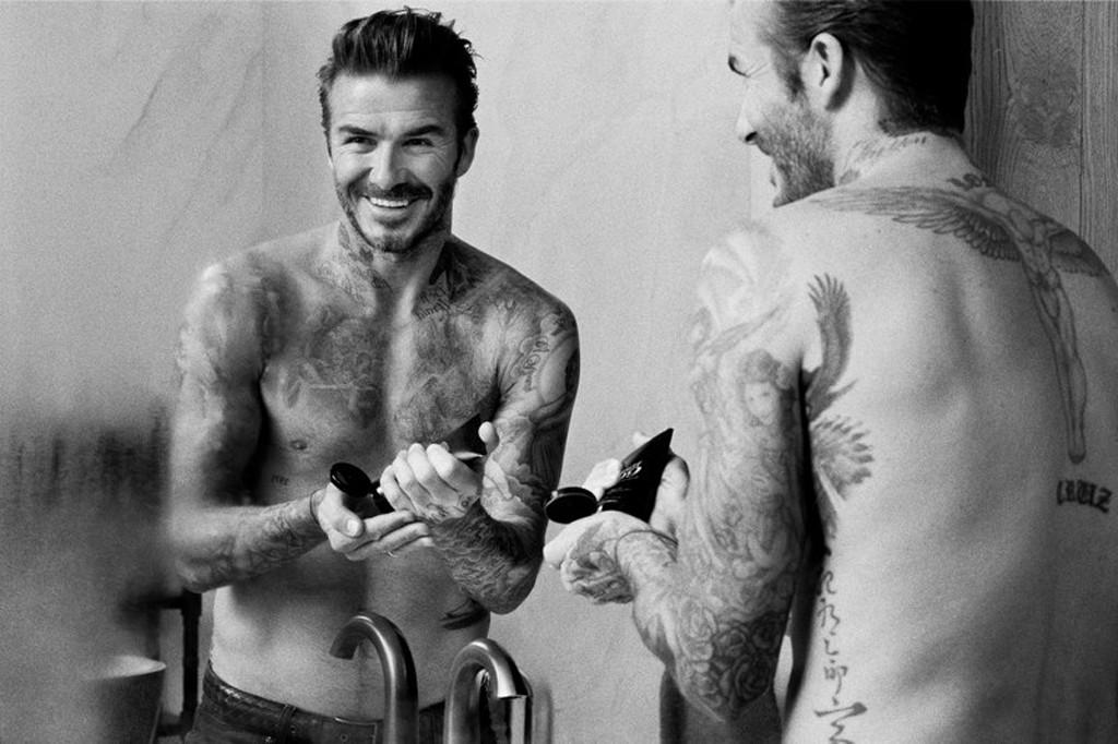 David Beckham, House 99