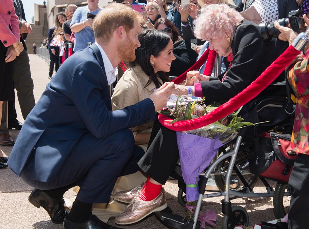 Prince Harry, Meghan Markle, Daphne Dunne, Sydney Visit 2018, Sydney Visit