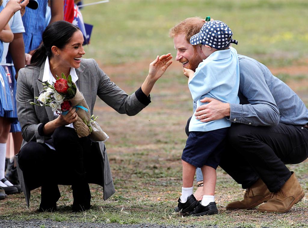 Prince Harry, Meghan Markle, Duchess of Sussex, Australia tour