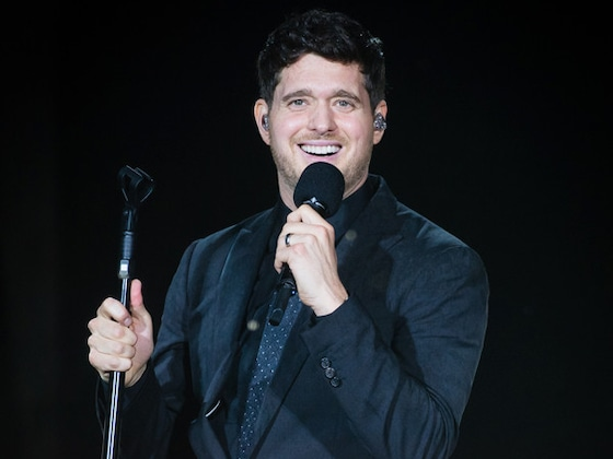 "Michael Bublé Laughs Off Retirement Rumors: ""Consider the Source"""