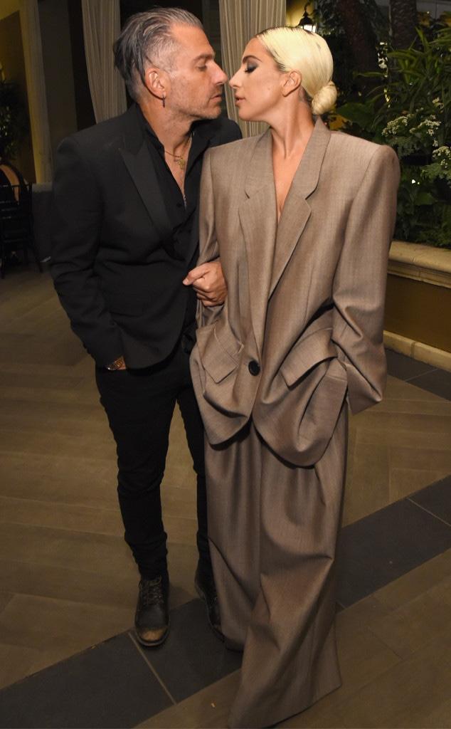 Christian Carino, Lady Gaga, ELLE's 25th Annual Women In Hollywood Celebration