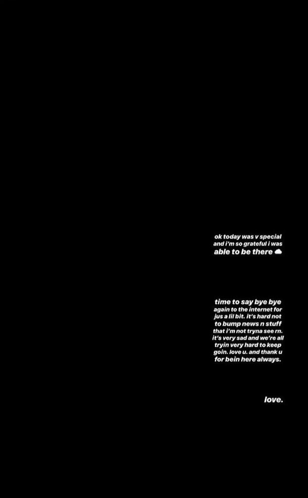 Ariana Grande, Pete Davidson, Breakup, Instagram