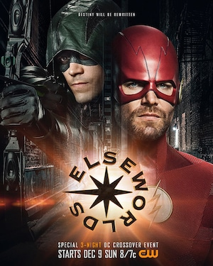 Elseworlds, The Flash, Arrow