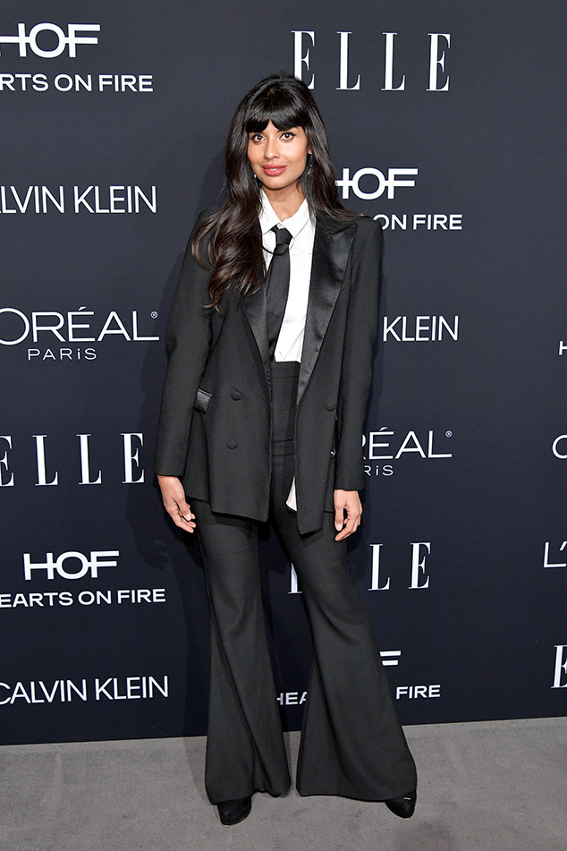 Jameela Jamil, ELLE's 25th Annual Women In Hollywood