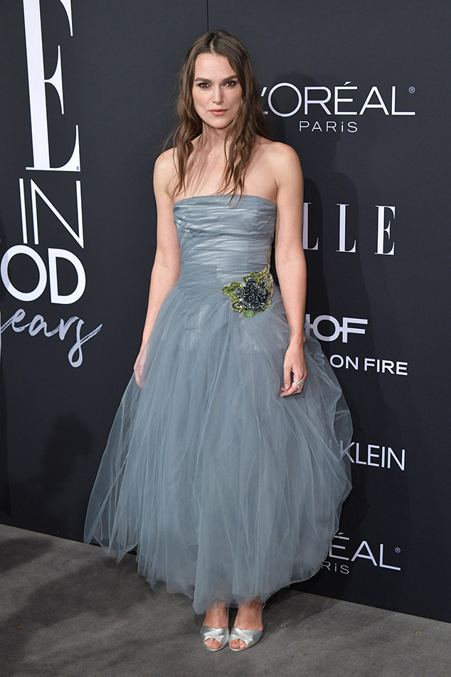 Keira Knightley, ELLE's 25th Annual Women In Hollywood