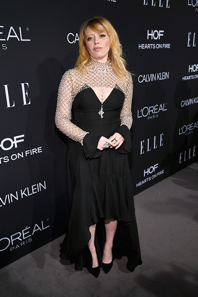 Natasha Lyonne, ELLE's 25th Annual Women In Hollywood