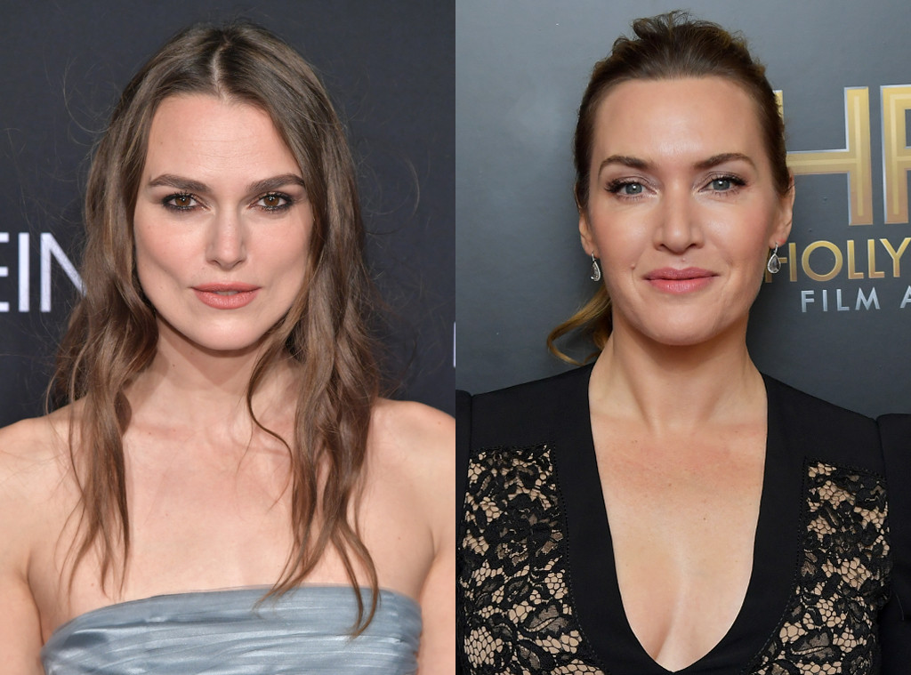 Keira Knightley, Kate Winslet