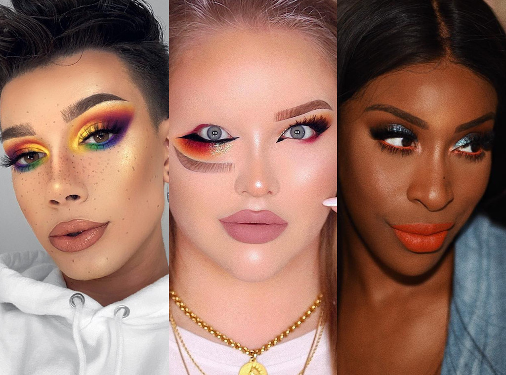 makeover madness see the best looks from the pcas beauty influencer