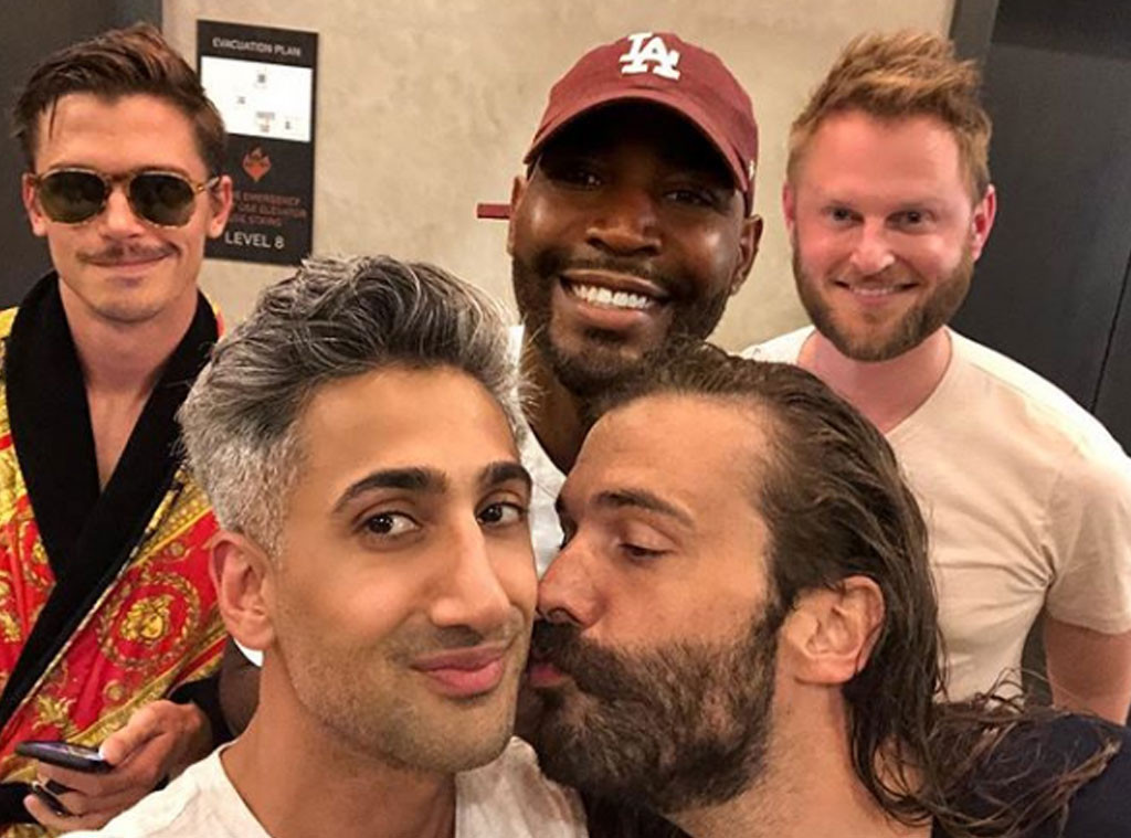 Queer Eye, Antoni Porowski, Tan France, Karamo Brown, Bobby Berk, Jonathan Van Ness