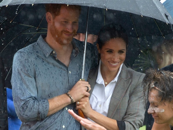 Meghan Markle Shows Serena Williams Some Love With Her Latest Royal Tour Look
