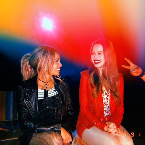 Riverdale, Vanessa Morgan, Madelaine Petsch