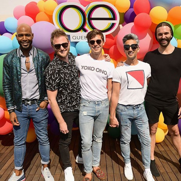 Queer Eye, Antoni Porowski, Tan France, Karamo Brown, Bobby Berk, Jonathan Van Ness, Netflix