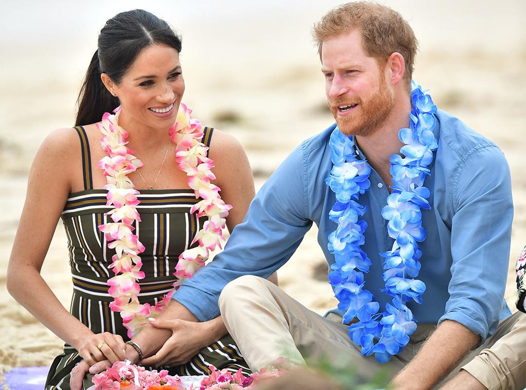 PDA, Prince Harry, Meghan Markle, Bondi Beach, Australia, Day 4