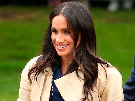 Meghan Markle's Royal Tour Necklace Has an Adorable Story Behind It
