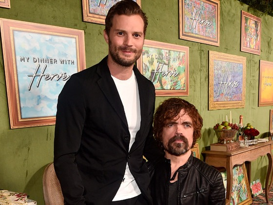 How Peter Dinklage Helped Jamie Dornan Prepare for <i>Fifty Shades Freed</i>