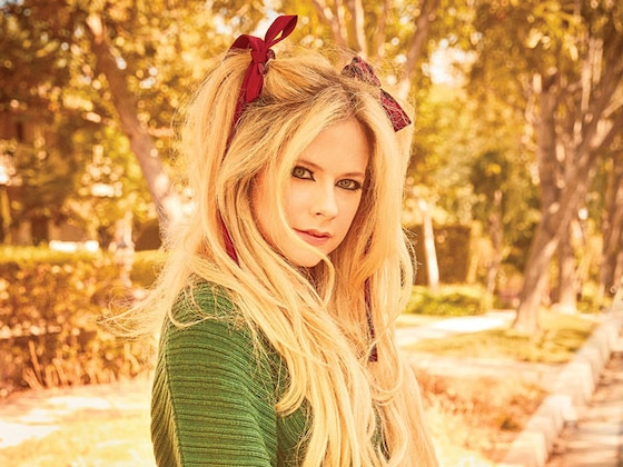 "Avril Lavigne on Lyme Disease Battle: ""I Was in Bed for F--king 2 Years"""