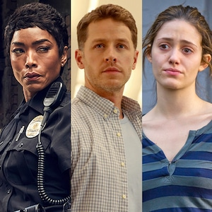 TV Split, Josh Dallas, Angela Bassett, Emmy Rossum