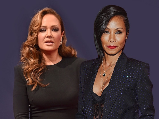 The Complete History of Leah Remini and Jada Pinkett Smith's Public Feud—and Why It May Finally Be Over
