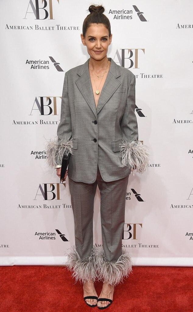 Katie Holmes, American Ballet Theatre 2018 Fall Gala
