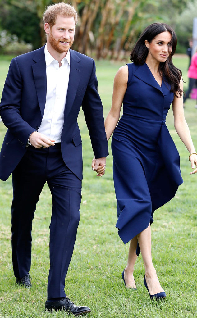 meghan markle and prince harry have a long list of baby names e news uk. Black Bedroom Furniture Sets. Home Design Ideas