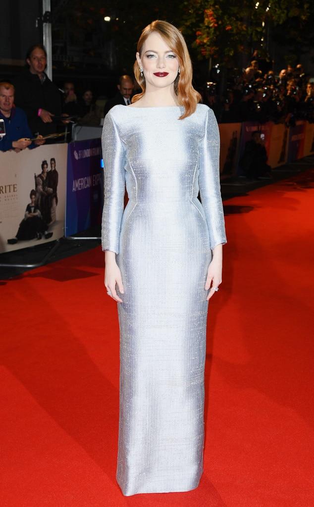 ESC: Best Dressed, Emma Stone