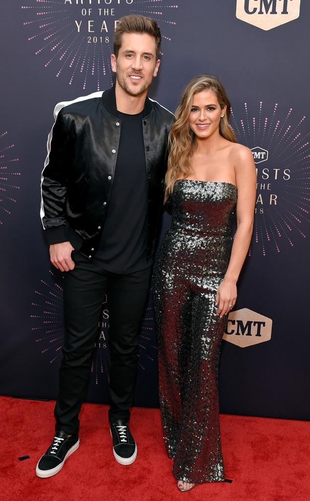 Jordan Rodgers, JoJo Fletcher, 2018 CMT Artists of The Year
