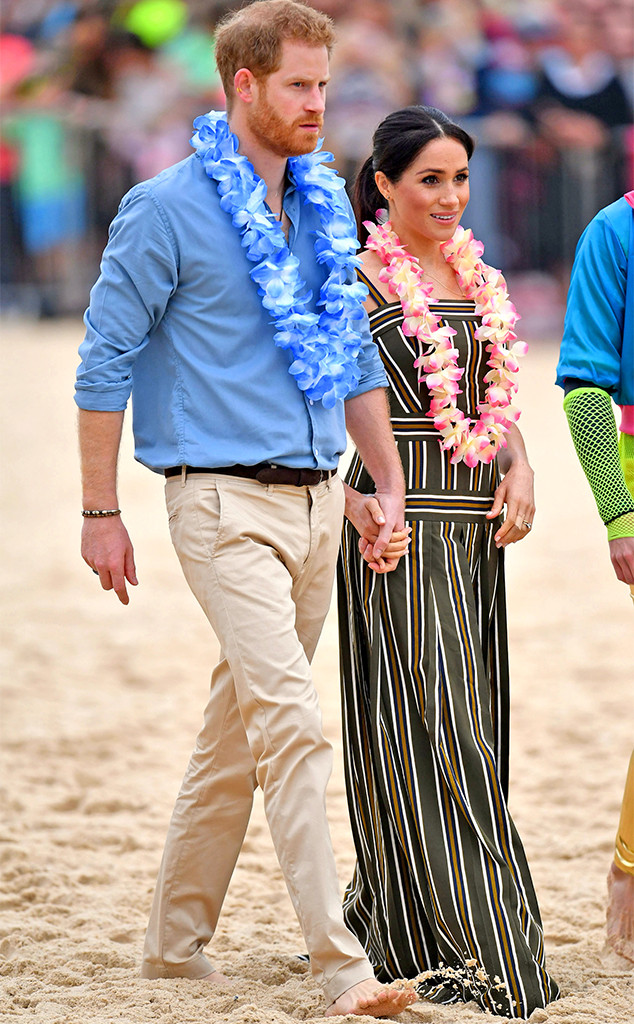 Prince Harry, Meghan Markle, Bondi Beach, Australia, Day 4
