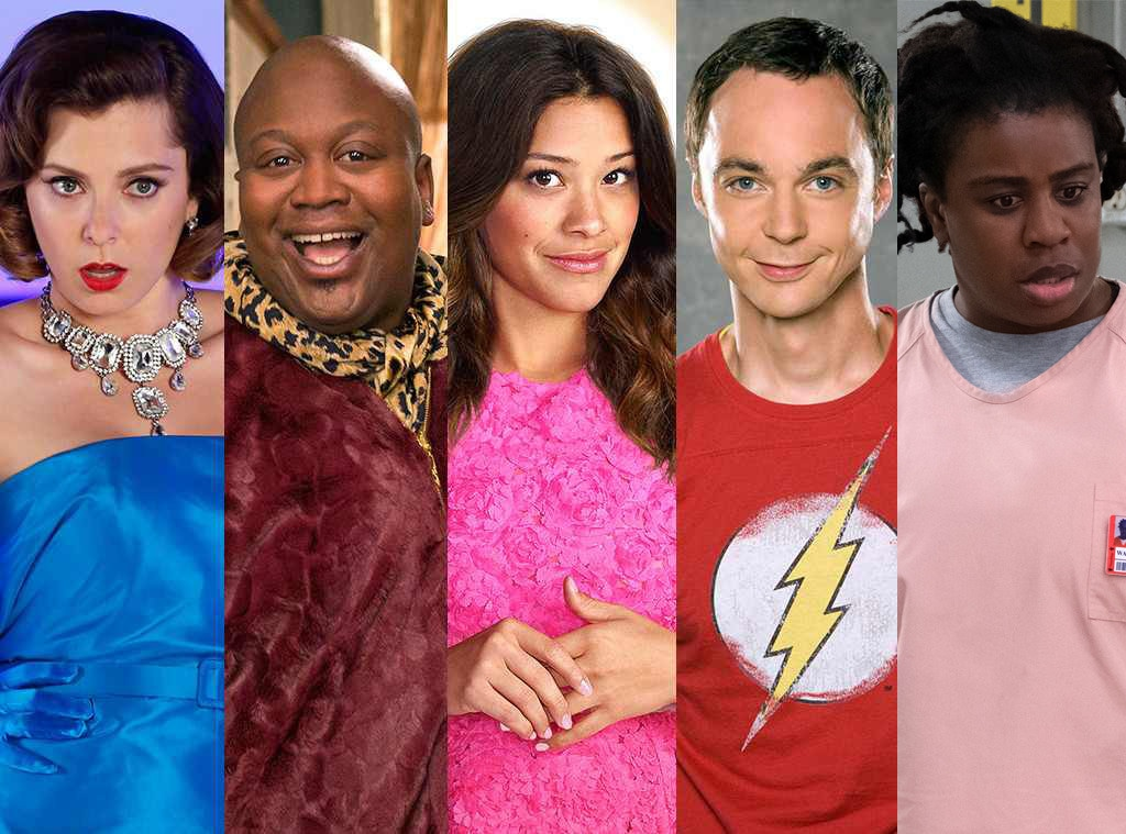 Ending TV Shows, Jane the Virgin, Big Bang Theory, Orange, Crazy Ex-Girlfriend, Unbreakable Kimmy Schmidt