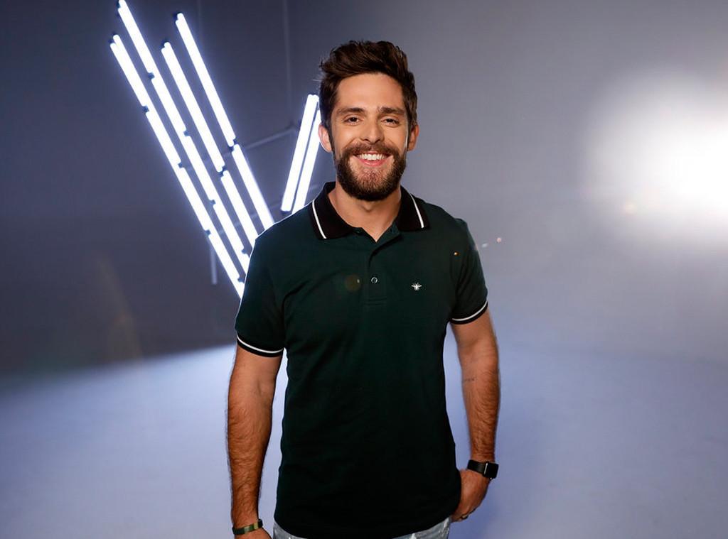 Thomas Rhett, The Voice