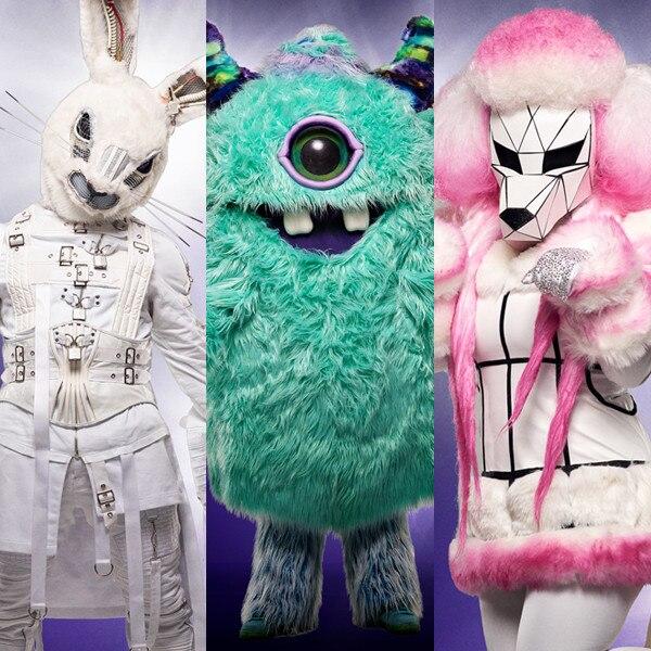 Meet The Masked Singer\u0027s Celebrity Competitors