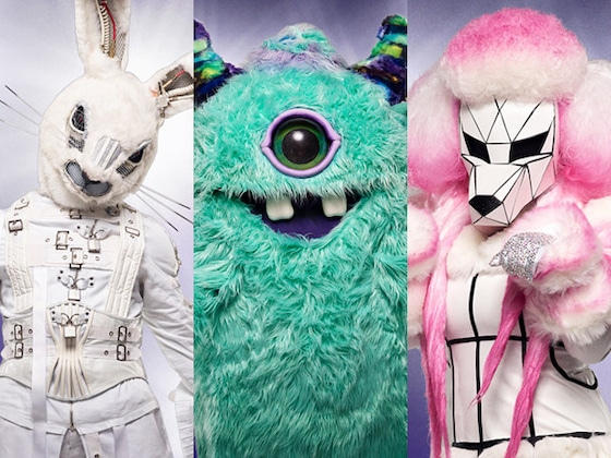 Meet <i>The Masked Singer</i>'s Celebrity Competitors in All Their Creepy Costumed Glory