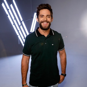 Thomas Rhett, The Voice
