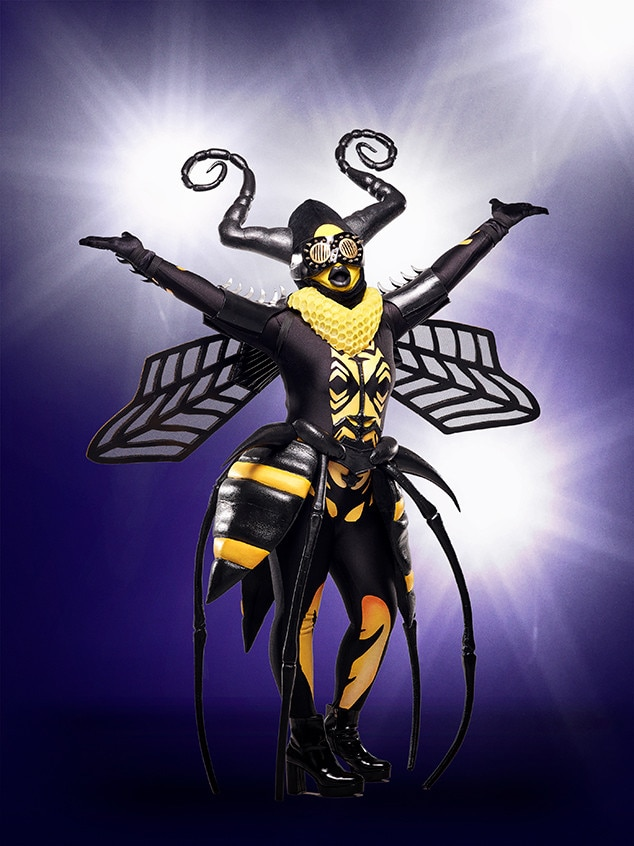 The Bee from The Masked Singer