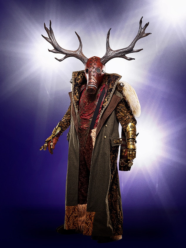 The Masked Singer Unmasks the Deer