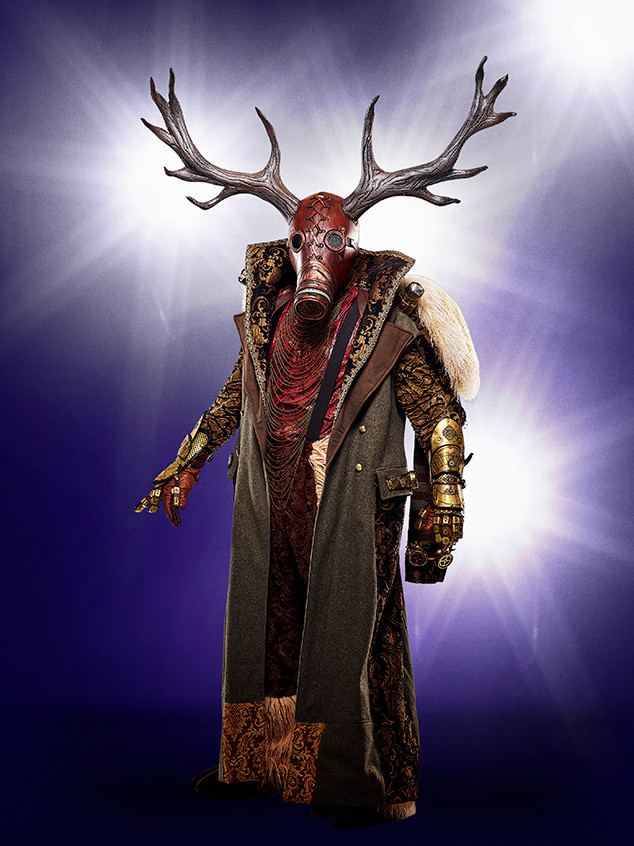 The Masked Singer Unmasks the Deer