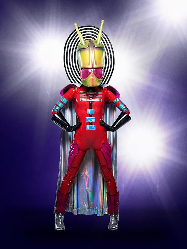 Image result for the masked singer alien