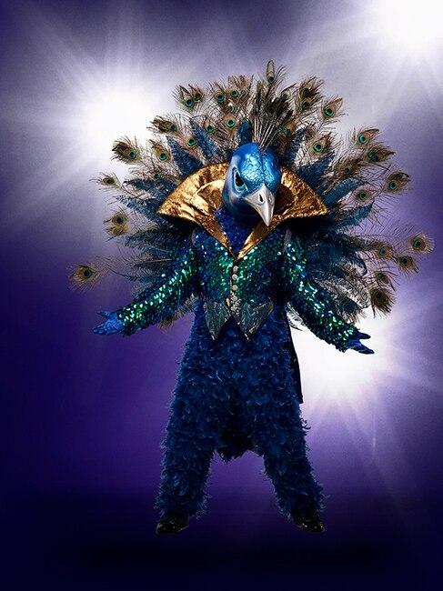 The Peacock หน้ากากนกยูง