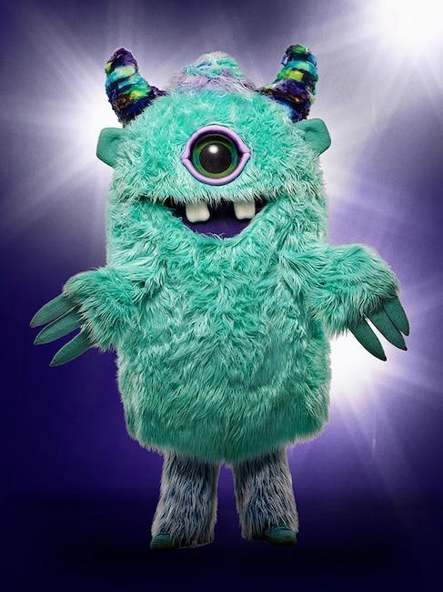 The Monster หน้ากากมอนสเตอร์