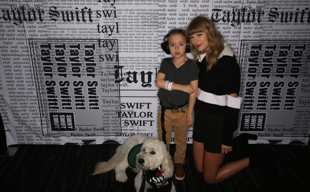 Taylor Swift, Jacob