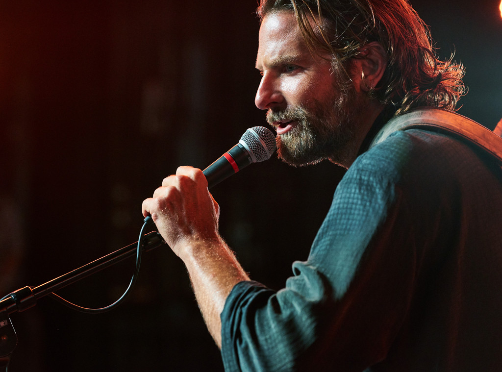 Bradley Cooper, A Star Is Born