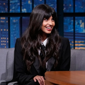 Jameela Jamil, Late Night With Seth Meyers