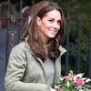 Kate Middleton, Sayers Croft Forest School Visit
