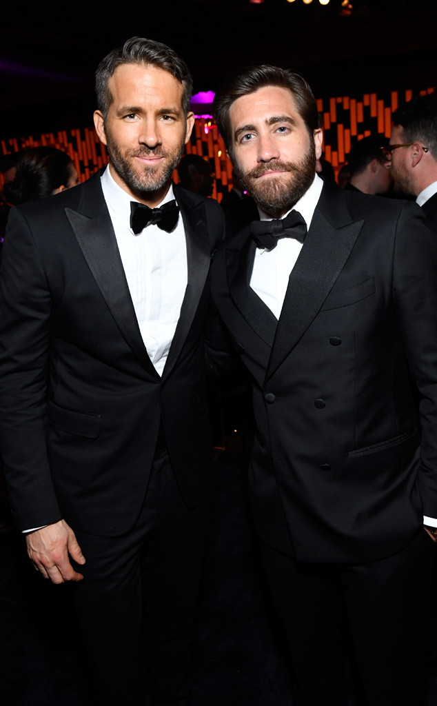 Jake Gyllenhaal, Ryan Reynolds