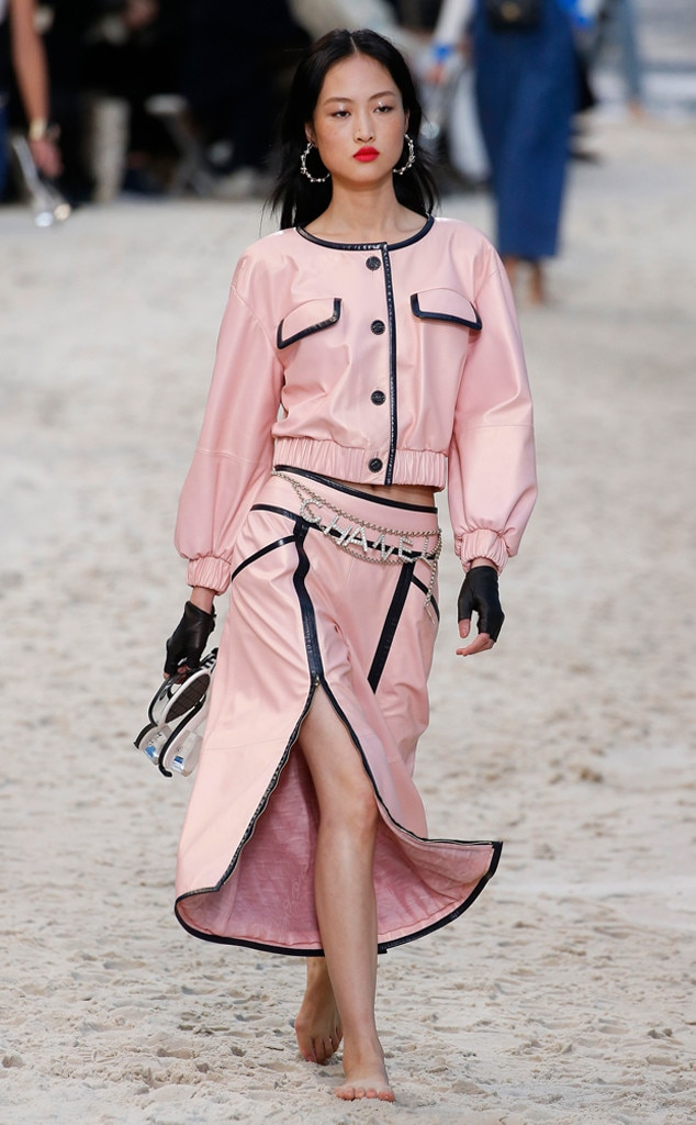 Louis Vuitton From Best Looks At Paris Fashion Week Spring 2019 E