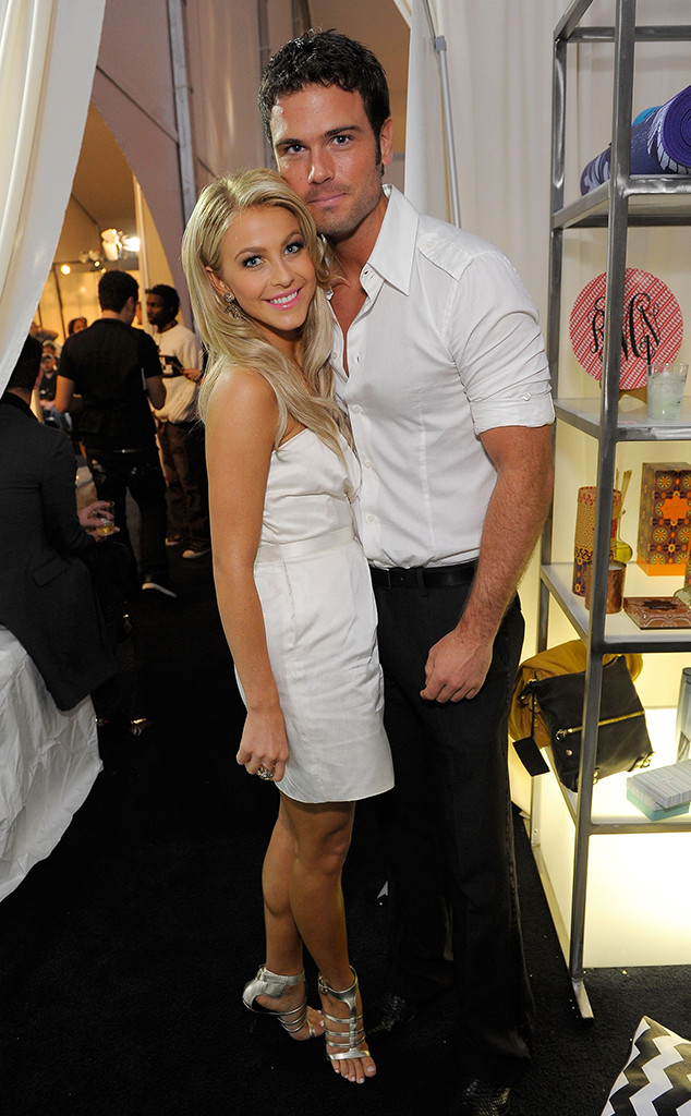 Julianne Hough, Chuck Wicks, 2008 American Music Awards