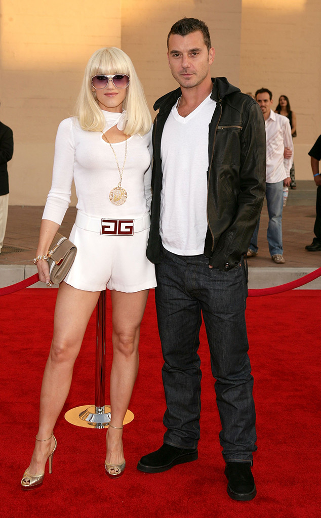 Gwen Stefani, Gavin Rossdale, 2006 American Music Awards